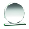 Picture of Jade Glass Octagon (10mm Thick) - 8.75in (222mm)