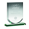 Picture of Jade Glass Shield (10mm Thick) - 6.75in (171mm)