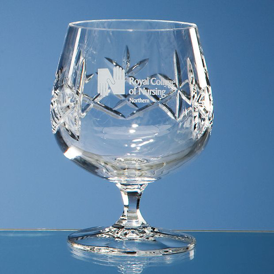 Picture of Flamenco Crystalite Panel Brandy Tumbler 320ml