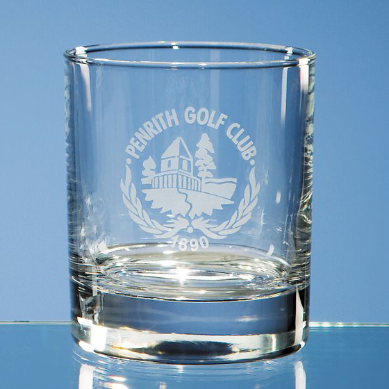 Picture of Bar Line Old Fashioned Whisky Tumbler 290ml