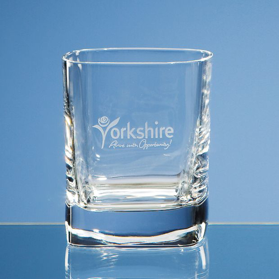 Picture of 290ml Strauss Square Whisky Tumbler