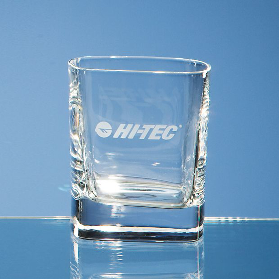 Picture of 240ml Strauss Square Whisky Tumbler