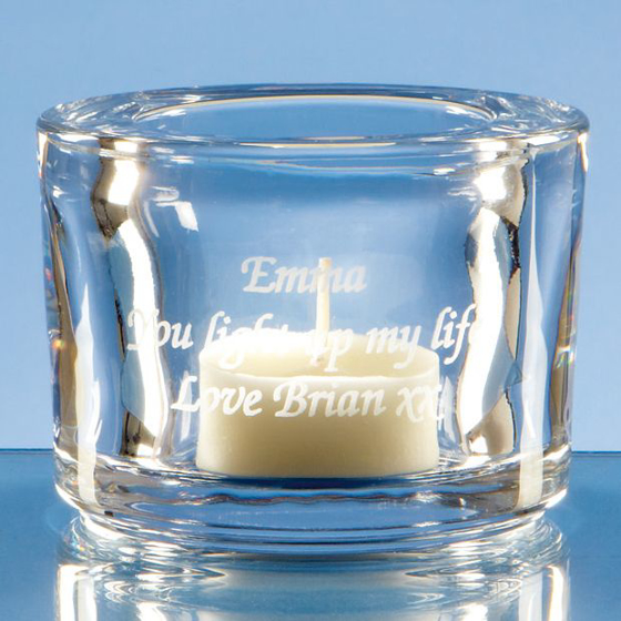 Picture of 8cm Round Tealight Holder