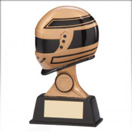 Picture of Drivers Motorsport Helmet Award 175mm