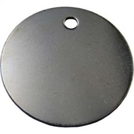 Picture of Nickel Plated Disc 38mm