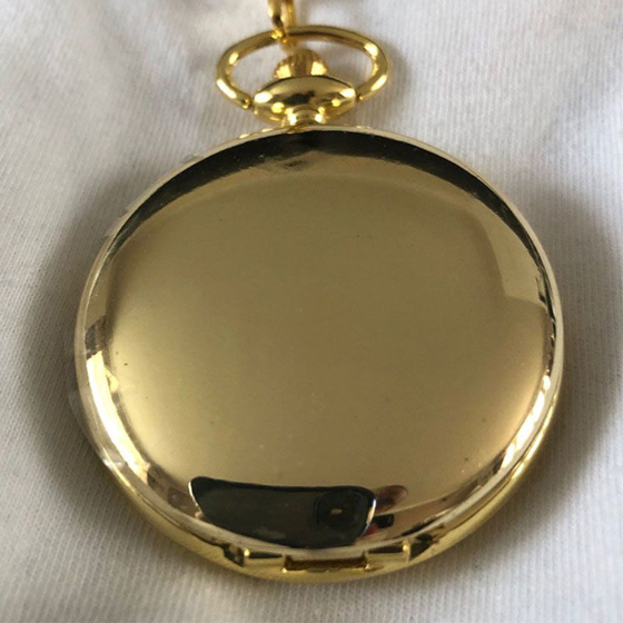 Picture of Pocket Watch Gold Colour