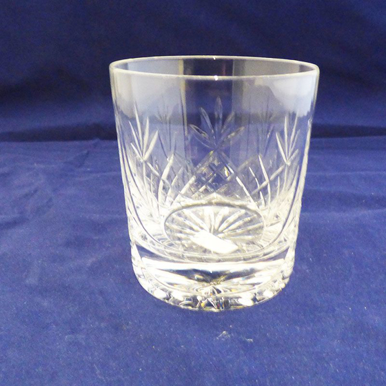 Picture of Cut Panel Whisky Glass