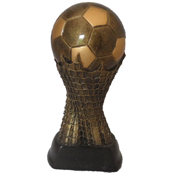 Picture of Bronze Football on Pedestal Award 160mm