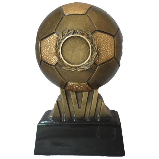 Picture of Football Award on Black Base 160mm
