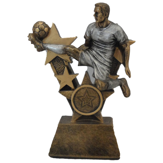 Picture of Action Star Footballer Award 145mm