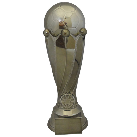 Picture of Football on Pedestal with Base Award 160mm