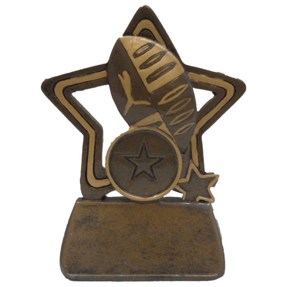 Picture of Mini Star Rugby Award 105mm