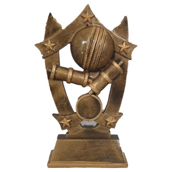Picture of Shield Cricket Award 190mm