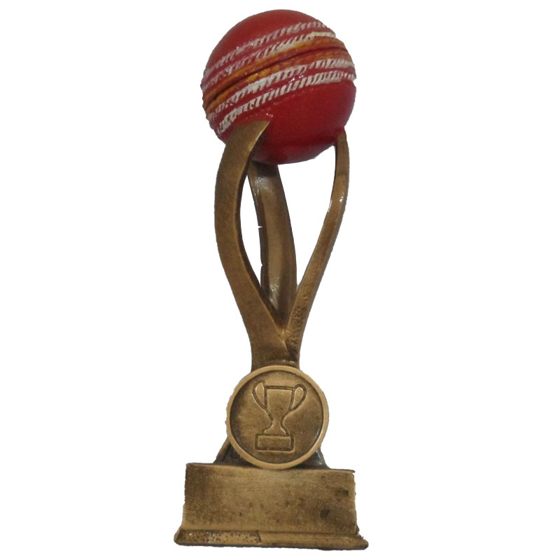 Picture of Cricket Ball on pedestal Award 160mm