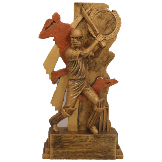 Picture of Silhouette Batsman Award 175mm