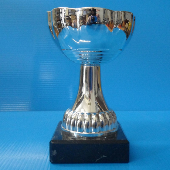 Picture of Scallop edged Mini Cup 125mm
