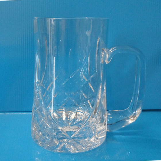 Picture of 1pt Crystal Cut Glass Tankard