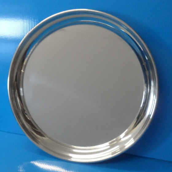 Picture of Plain pewter tray dish 300mm