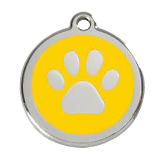 Picture of Paw Pet Tags 32mm
