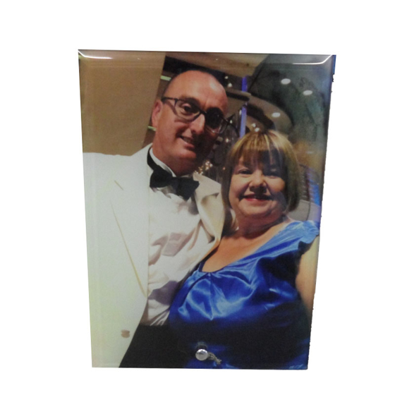 Picture of Printed Glass Photo 125mm x 175mm